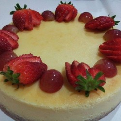 yap lai fan - cheese cake 1