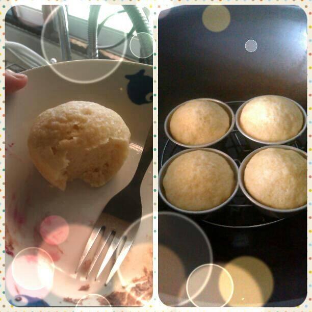 Simple Steam Cake Recipe