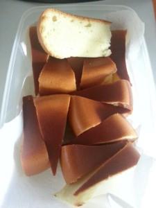 shirleen - chiffon cake
