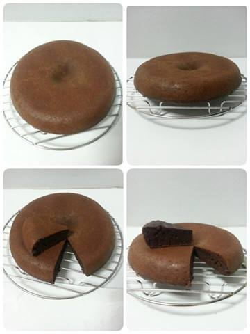 Rice Cooker – Chocolate Cake