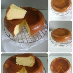 shirleen - japanese cheesecake