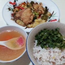 yap lai fan - bake chicken abc