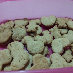 yap lai fan - peanut butter cookies