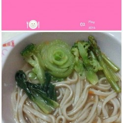 yap laifan spinach noodle (1)