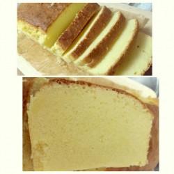 min shiang - butter pound cake