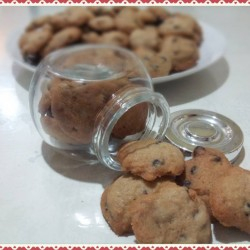 yap lai fan- chocolate cookies