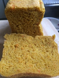 Simple And Healthy Carrot Loaf My Baby Recipe