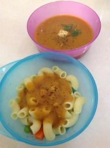 yaiyaichew-butternut squash soup1