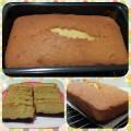 yap- chocolate butter cake