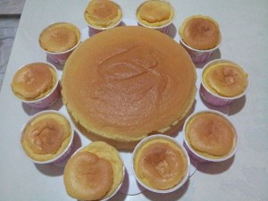 yap - ogura cake