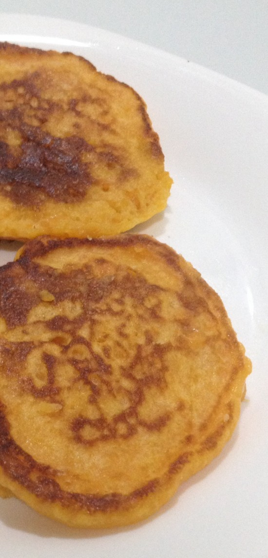 Sweet potato pancake | My Baby Recipe