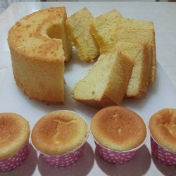 yap lai fan-orange chiffon cake