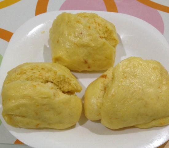 45 mins pumpkin mantao