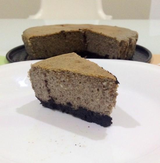 Bake Oreo Cheese Cake
