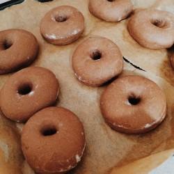 min shiang - donut